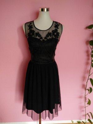 Festliches Kleid in schwarz (K2)