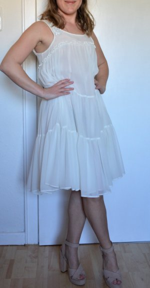 festliches Kleid -  Schmucksteine
