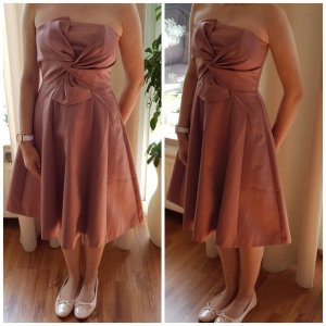 Festliches schulterfreies Kleid in Gr. 34 *neu*