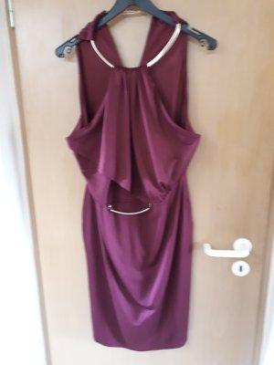 b.p.c. Bonprix Collection Shortsleeve Dress bordeaux