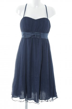 Fever london Cocktailkleid blau klassischer Stil