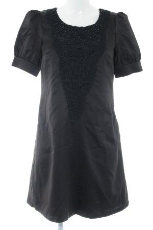 Fever london Kurzarmkleid schwarz Elegant