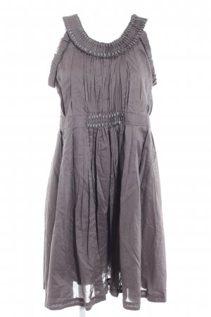 FFC Blusenkleid grüngrau Casual-Look