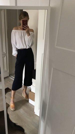 FFC Pantalone culotte blu scuro