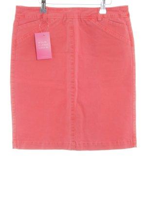 FFC High Waist Rock pink Casual-Look