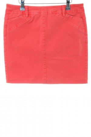 FFC Jeansrock rot Casual-Look