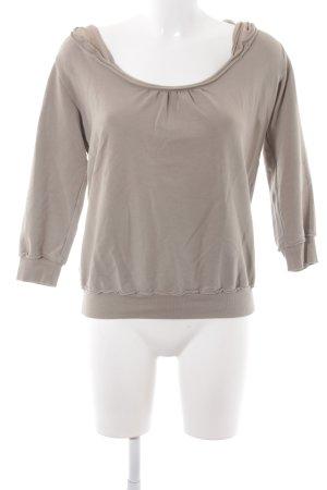 FFC Kapuzensweatshirt beige Casual-Look