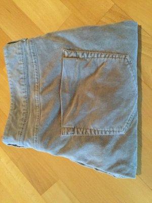 FFC Samt Jeans beige Größe 40