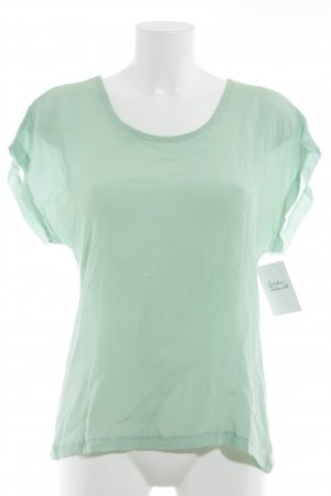 FFC T-Shirt pale green-lime-green color gradient casual look
