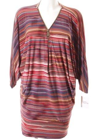 Fifilles Paris Longshirt Streifenmuster Casual-Look