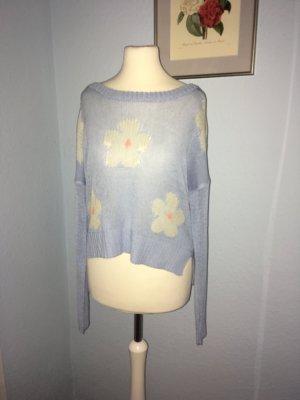 FIFTY STREET Dünner Pullover Größe L