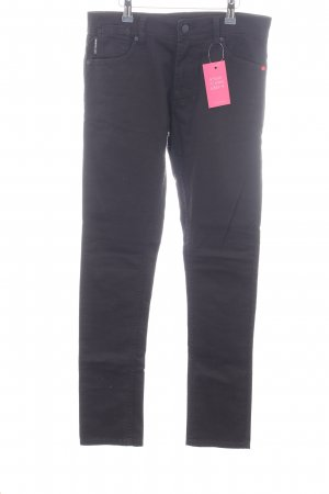 Fiftyfive DSL Stretchhose schwarz Casual-Look