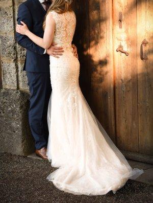 Kleemeier Hof Vestido de novia multicolor