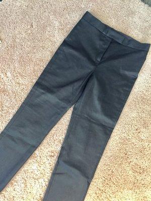 COS Trousers black cotton
