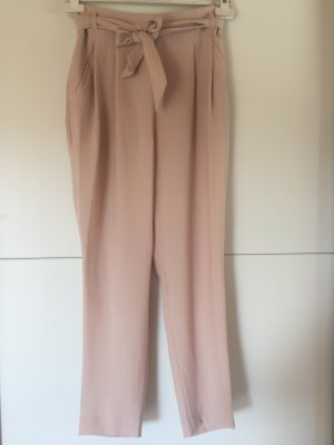 H&M Peg Top Trousers pink