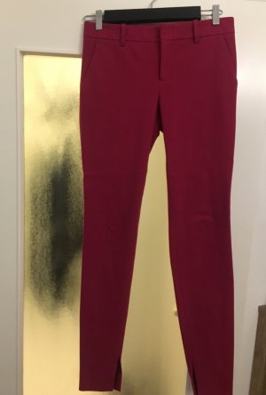 Gucci Stretch Trousers raspberry-red