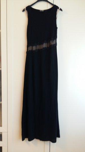 Figurbetontes Abendkleid Gr. 36 mit unterlegtem Cutout