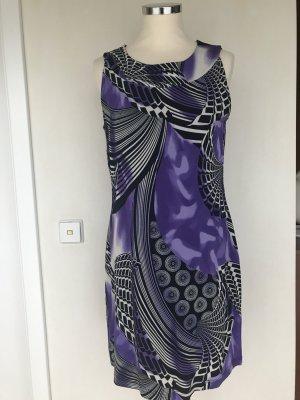 Figurbetontes Jerseykleid, Sommerkleid, Etuikleid