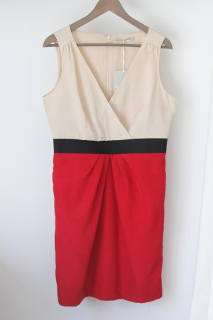 3 Suisses Sheath Dress multicolored polyester