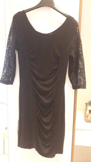 Anna Field Kanten jurk zwart