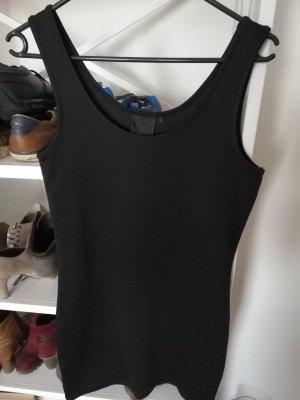 Figurbetontes Kleid - schwarz - ICHI - S