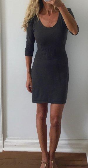 figurbetontes Kleid von MANGO * khaki * Gr. 36-38