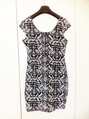 figurbetontes Mini-Kleid