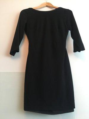 Mango Mini Dress black polyester