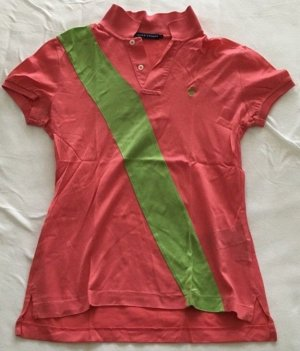Figurbetontes Poloshirt