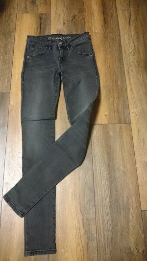 Fornarina Vaquero skinny gris oscuro