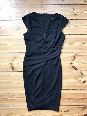 Topshop Pencil Dress black