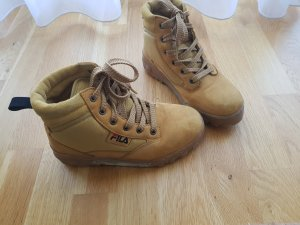 Fila Boots sand brown