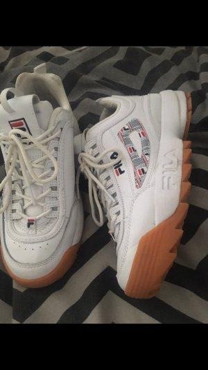 Fila Lace-Up Sneaker multicolored