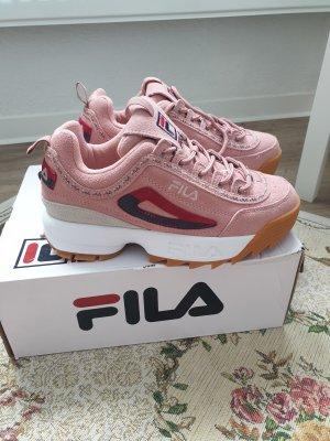 Fila Disruptor Ugly Sneaker Rosa 38.5 Blogger Sportschuhe Turnschuhe