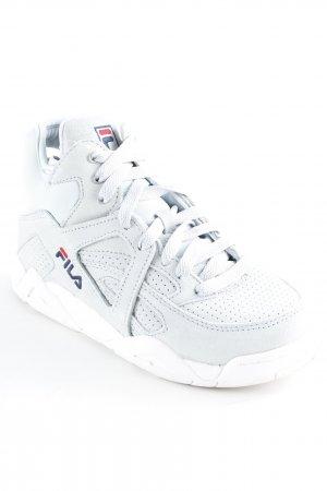 Fila High Top Sneaker himmelblau Urban-Look