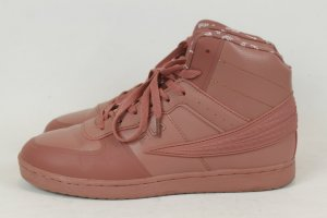 FILA High Tops Sneaker Gr. 39 altrosa