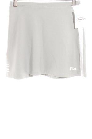 Fila Minirock blassblau-weiß sportlicher Stil