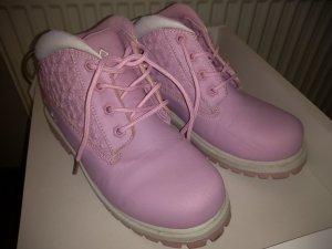 FILA rosa Boots Gr. 38