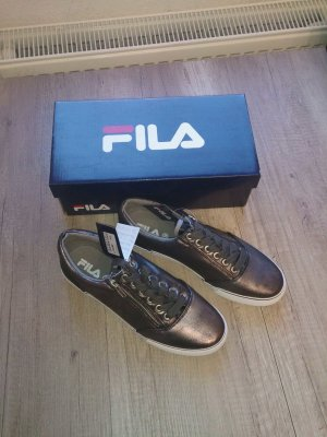 FILA-Schuhe in silber/metallic