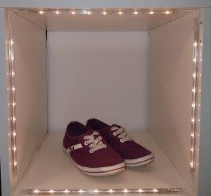 Fila Sneaker, Gr. 36, lila
