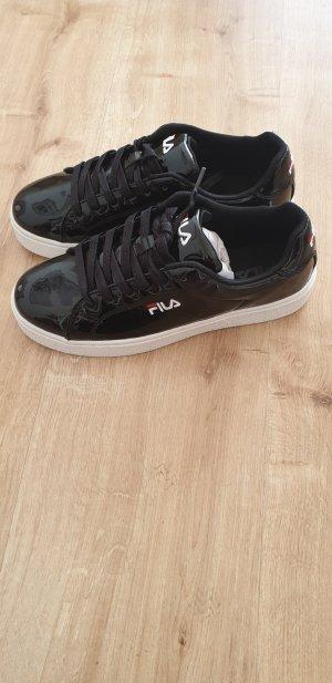 Fila Sneaker Gr.38 schwarz glänzend Neu und ungetragen