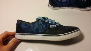 Fila Sneaker in Jeanslook