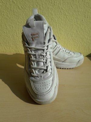 Fila Sneaker weiss rosa