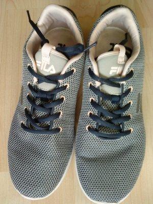 FILA Sneakers blau/rose 40