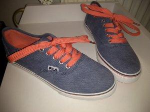 FILA Sneakers in Jeansoptik Gr. 38