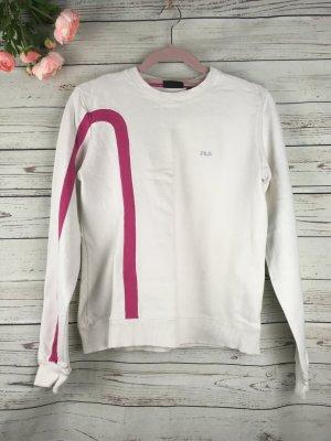 Fila Sweatshirt Weis Pink Gr. s