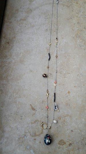 Filigrane Halskette von Swarovski mit kleinen Schmuckelementen!
