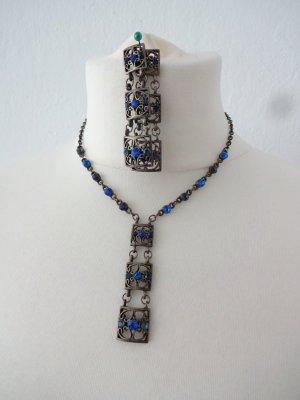 Chain blauw-lichtblauw