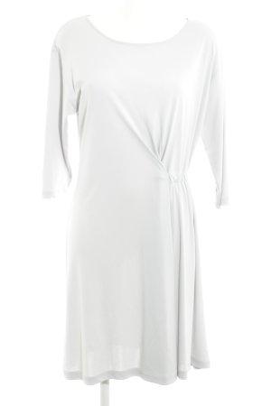 Filippa K A-lijn jurk lichtgrijs casual uitstraling