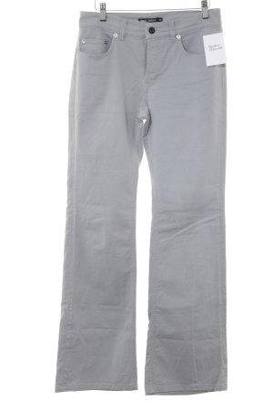 Filippa K Boot Cut Jeans hellgrau Casual-Look